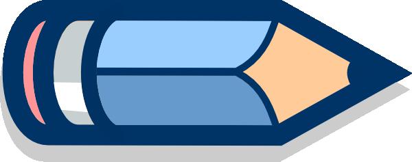 600x237 Blue Pencil Horizontal