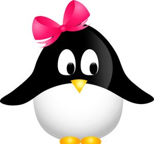 Penguin Cartoon Clipart