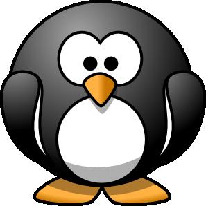 297x298 Cartoon Penguin Clip Art