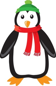 194x300 Free Penguin Clipart Image 0071 0908 2221 4141