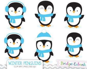 340x270 Penguin Clipart Kawaii Penguins Clipart Cute Penguins