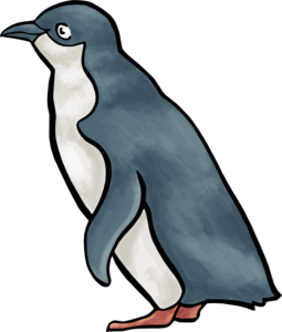 255x300 Cartoon Penguin Clip Art