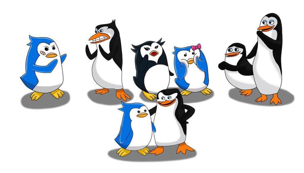 1024x583 Penguindrum Of Madagascar By Afrootaku917