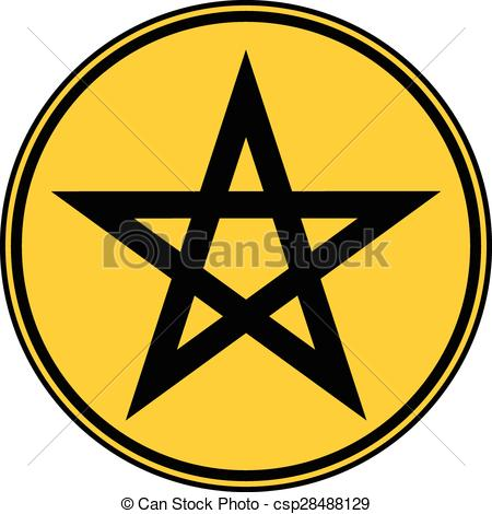 450x470 Satan Button Vector Clipart Royalty Free. 91 Satan Button Clip Art