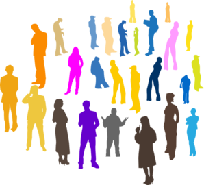 298x270 People Clip Art