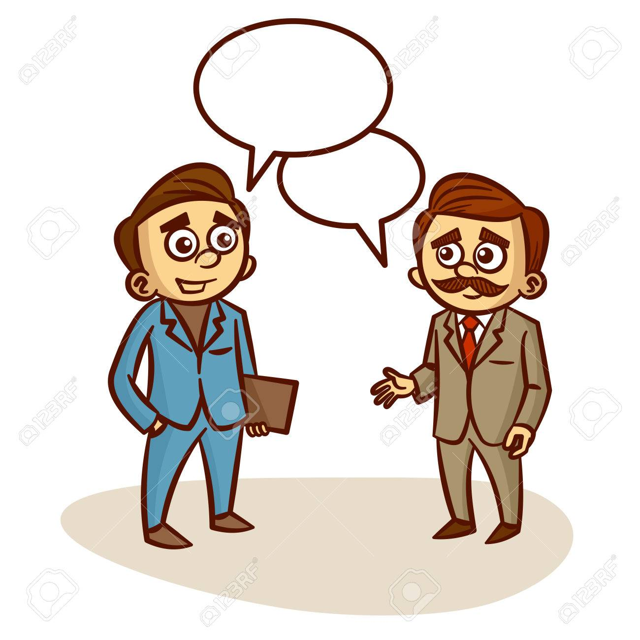 1300x1300 Two People Talking Clip Art Two Men Talking Clipart 1