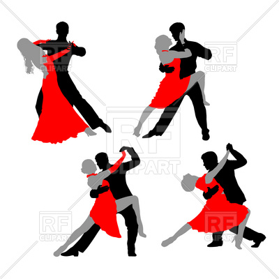 400x400 Dancing Couple