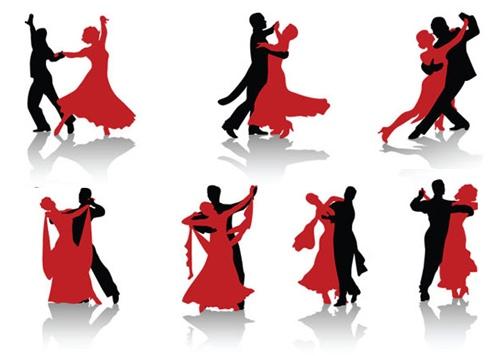500x356 Drawings Of People Dancing Free Download Clip Art Free Clip