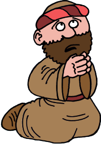 200x285 Praying Prophet Clip Art CLIP ART PEOPLE FOR ANIMATED MICROSOFT