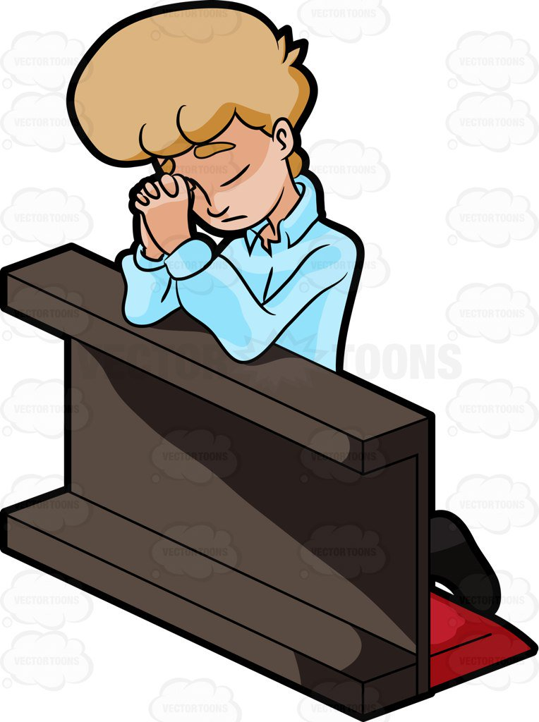 764x1024 People Praying Clipart In Church Collection Tom 009