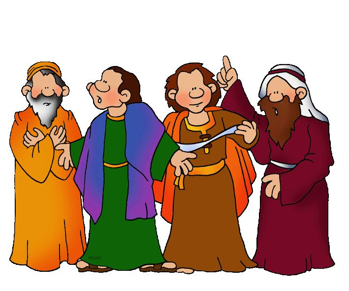 709x591 Bible People Running Clipart
