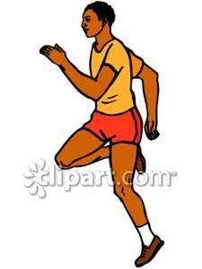 225x300 Iluvym Clipart Man Running