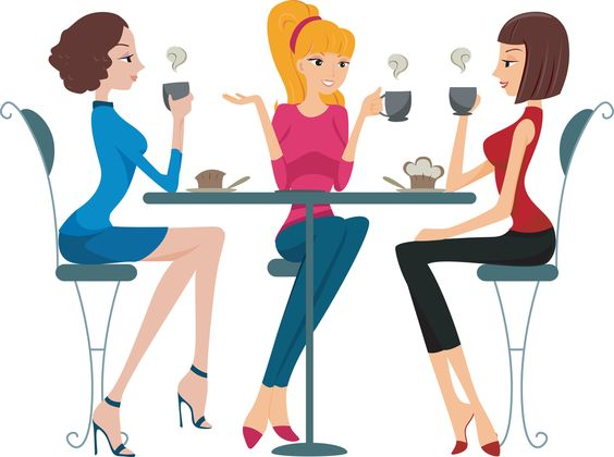 564x420 Clipart People Talking Collection
