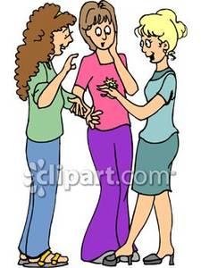 225x300 Free Clipart Woman Talking
