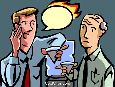 480x366 Two People Talking