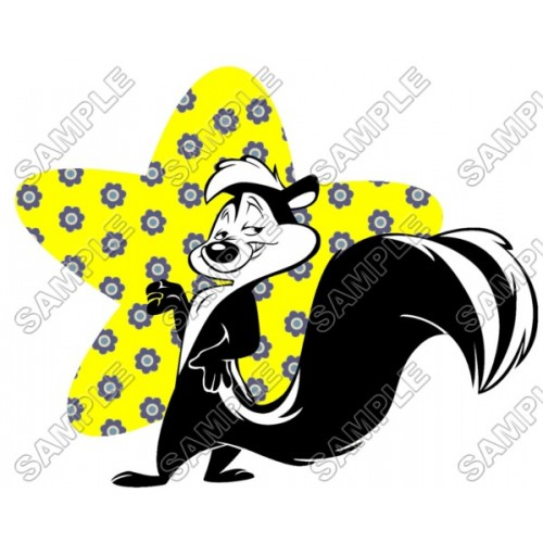 500x500 Le Pew T Shirt Iron On Transfer Decal