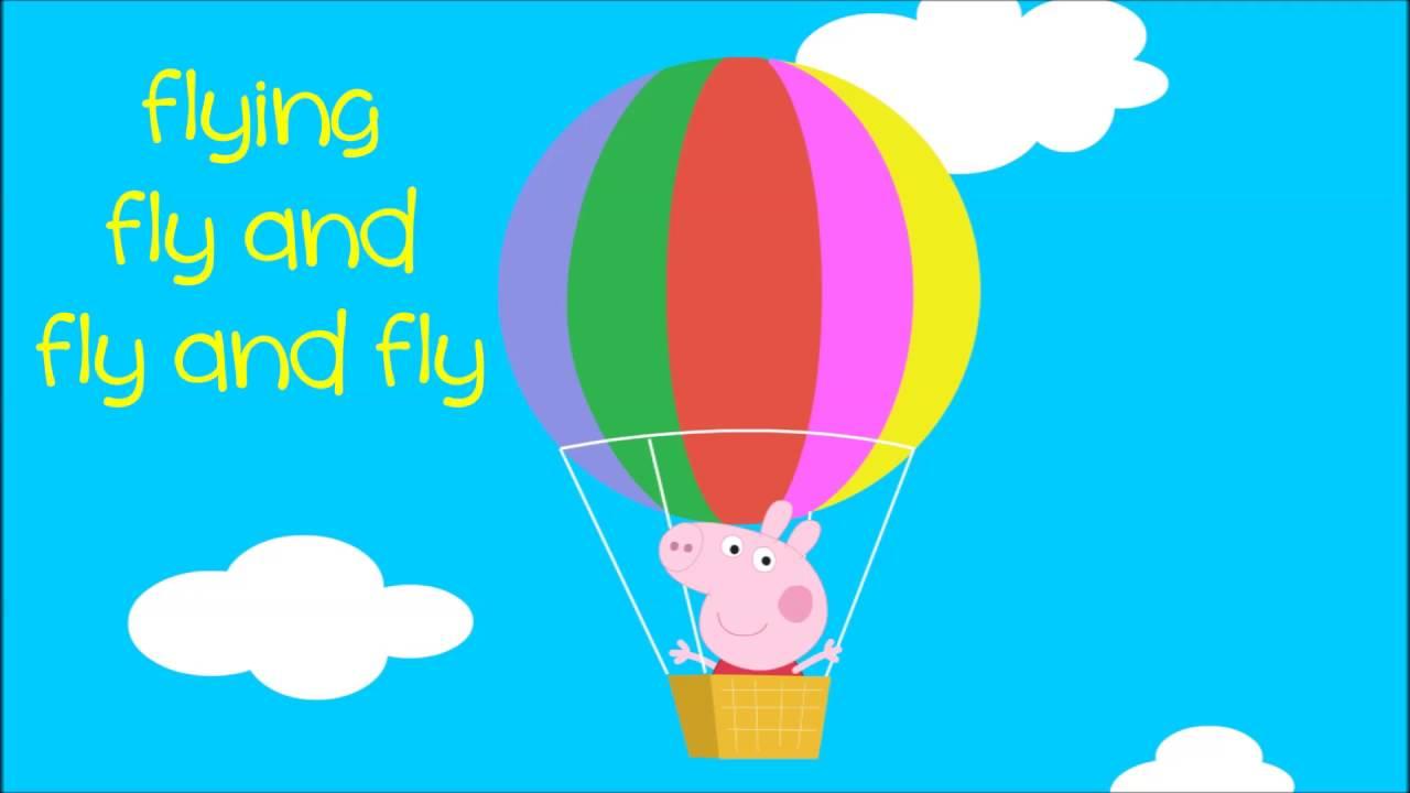 1280x720 Hot Air Balloon Clipart Big Balloon