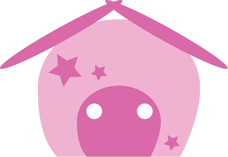 900x622 Collection Of Peppa Pig House Clipart High Quality, Free