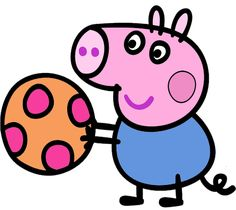 236x210 Peppa Pig Clipart 1.png (Png Image, 291 313 Pixels) Fairy