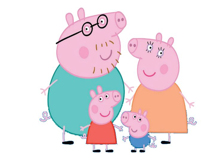 736x552 95 Best Peppa Pig Clipart Images On Little Pigs
