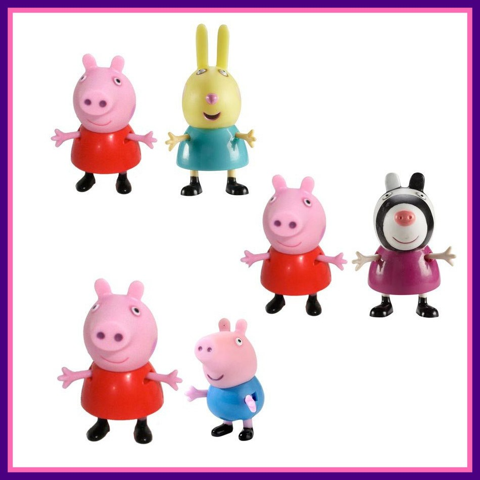 950x950 Amazing Peppa Pig Twin Pack Figurines Assorted Toys Us Australia