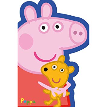 Peppa Pig Birthday Clipart At Getdrawings Com Free For Personal
