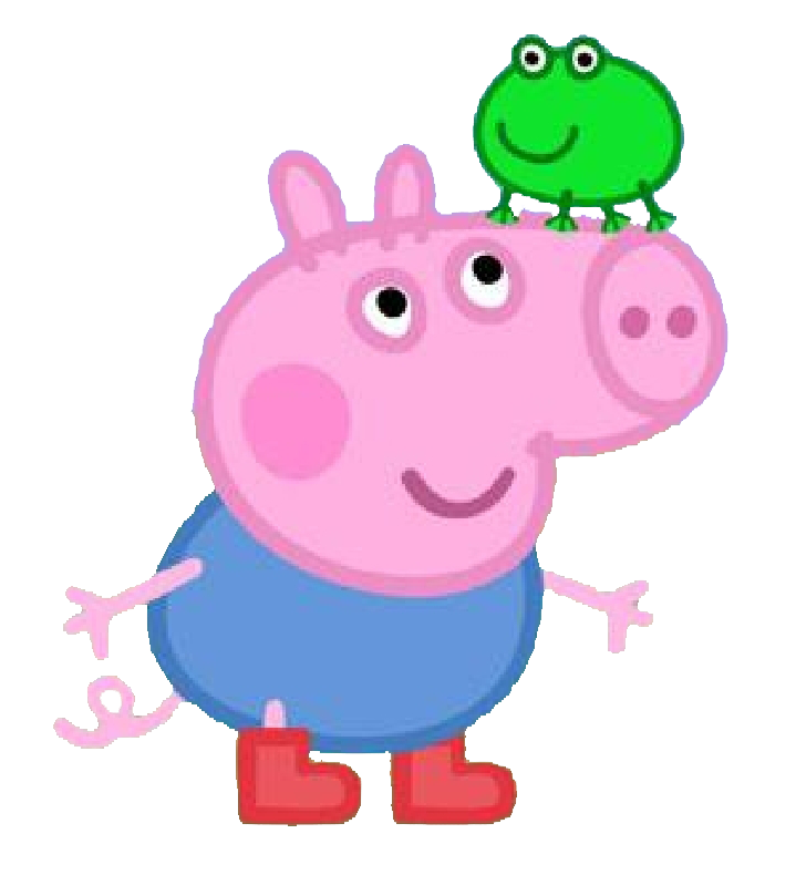 Peppa Pig Birthday Clipart At Getdrawingscom Free For