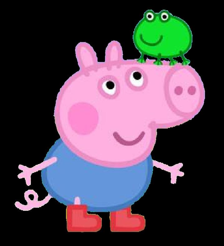 719x790 Peppa Pig Em Png, George Pig Em Png, E Papai Pig Em Png E