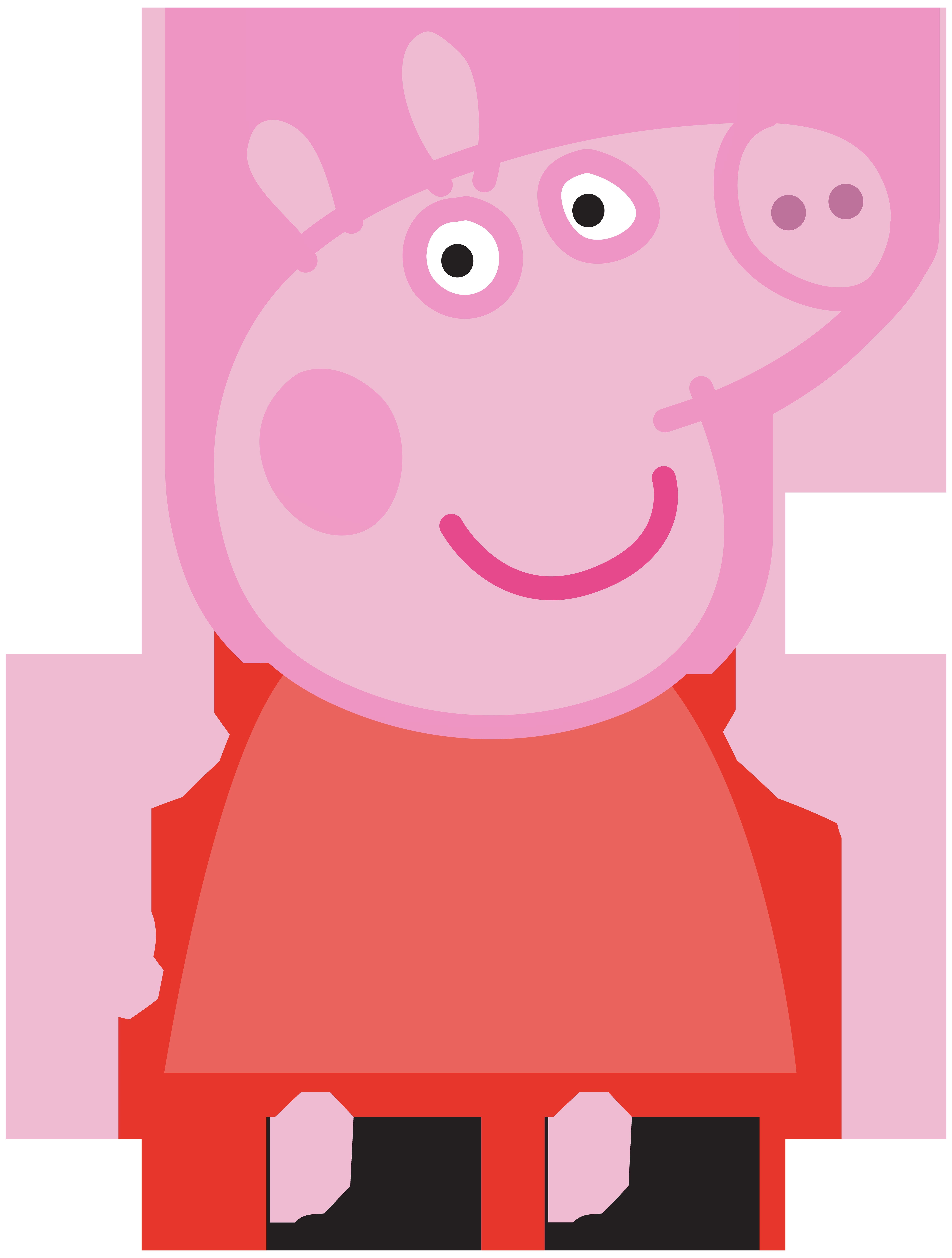 6057x8000 Fresh Peppa Pig Clipart Gallery