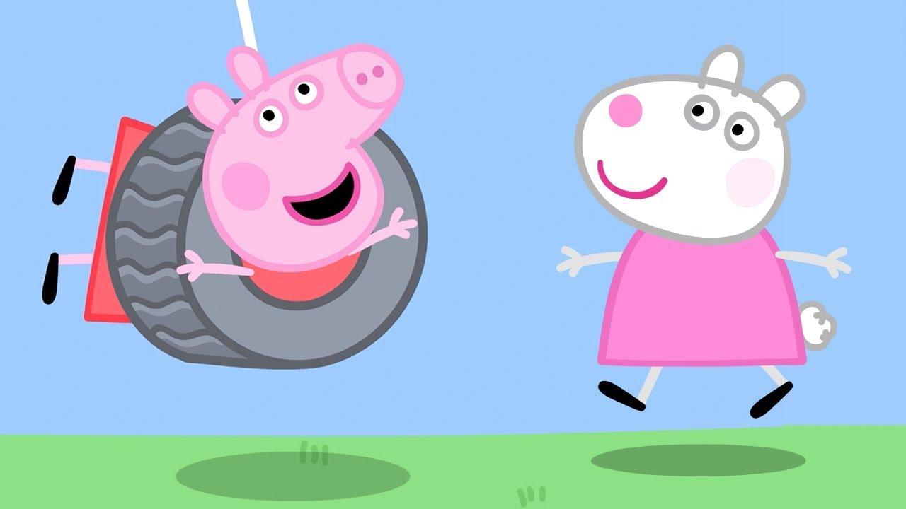 1280x720 Peppa Pig English Episodes