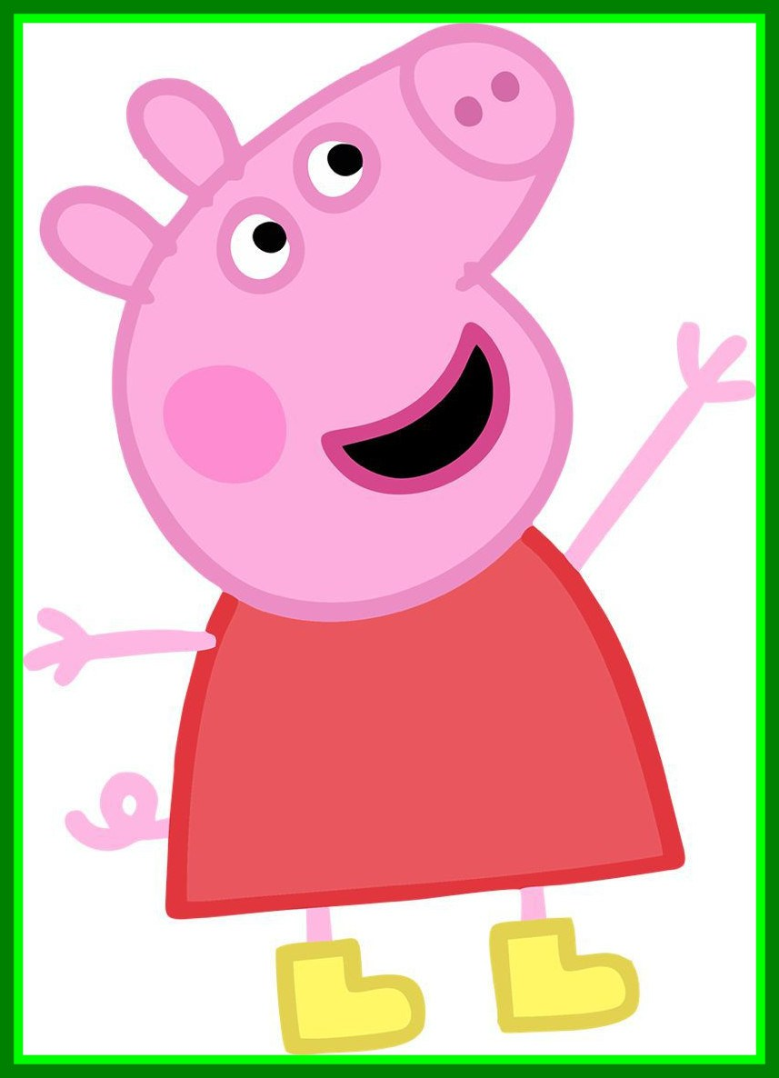 857x1186 Astonishing Peppa Pig George Pic Of Piggy Clipart Styles And Clip