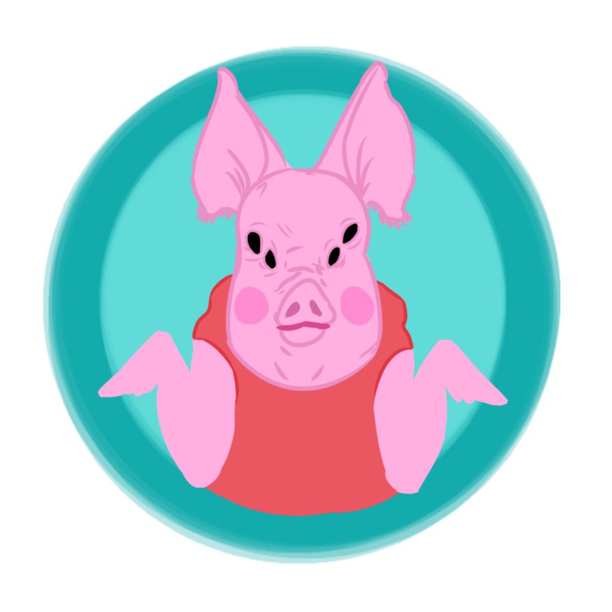 894x894 Peppa Pig By Gearsglorified