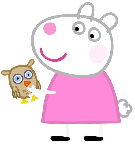 441x472 Suzy Sheep Peppa Pig Fanon Wiki Fandom Powered By Wikia