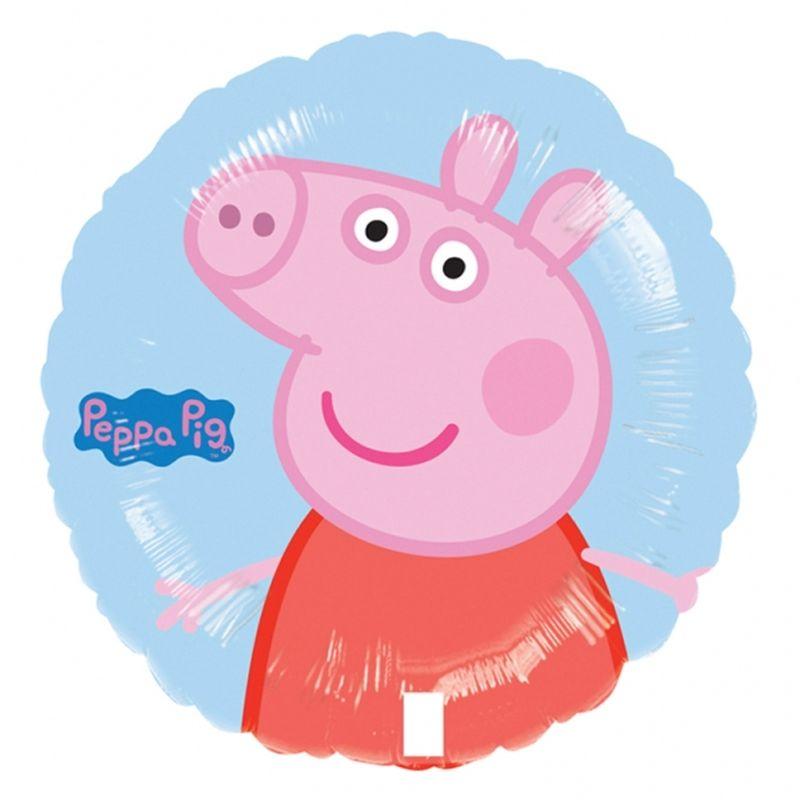 800x800 Balloon Clipart Peppa Pig