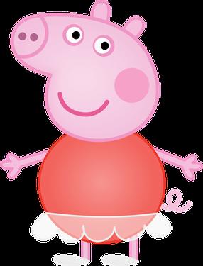 286x375 Clipart De Peppa Pig Y Su Familia. Pig Party