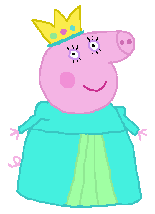 526x726 Mommy Clipart Pig