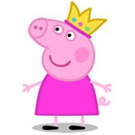190x190 Peppa Pig Free Clipart