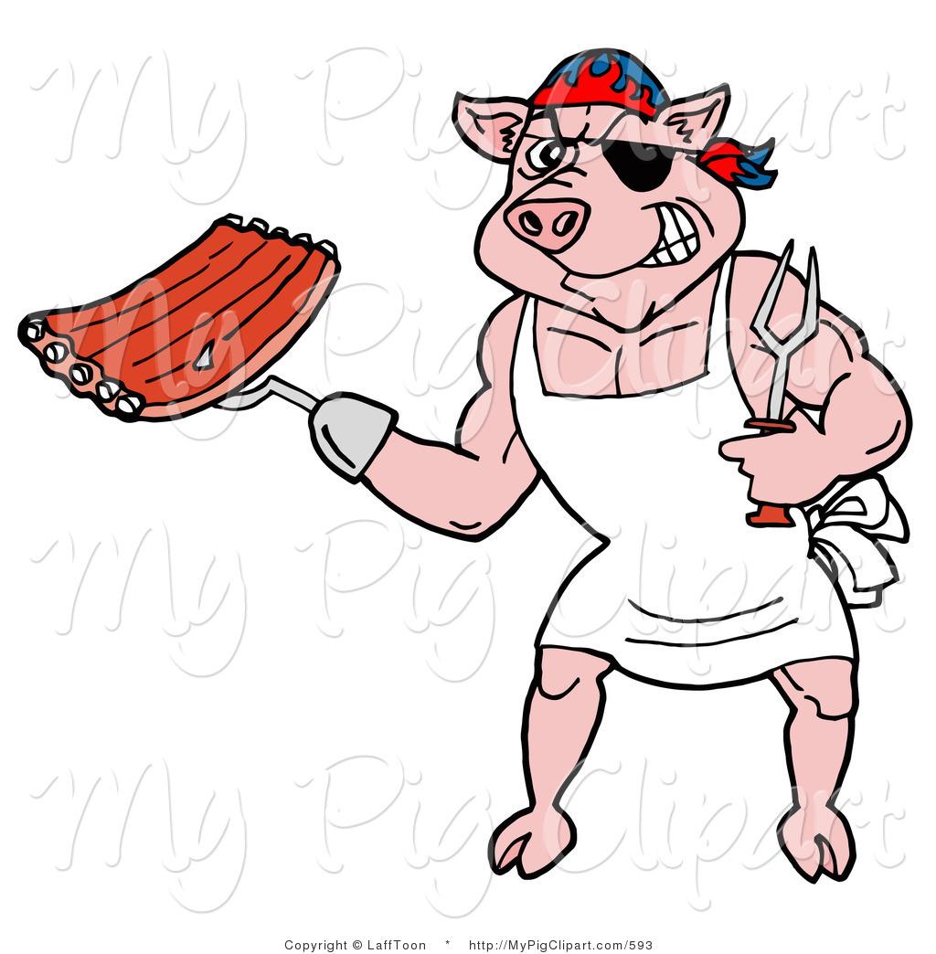 1024x1044 Pirate Clipart Pig