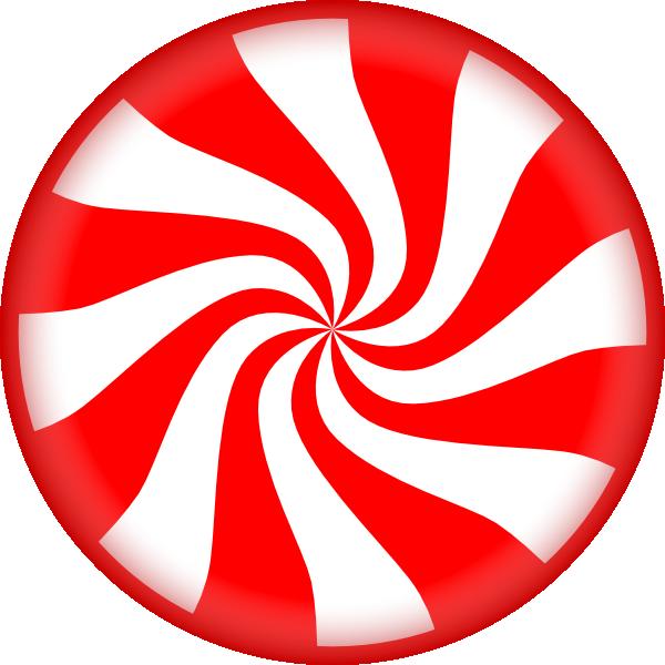 600x600 Christmas Peppermint Candy Clip Art Clip Art