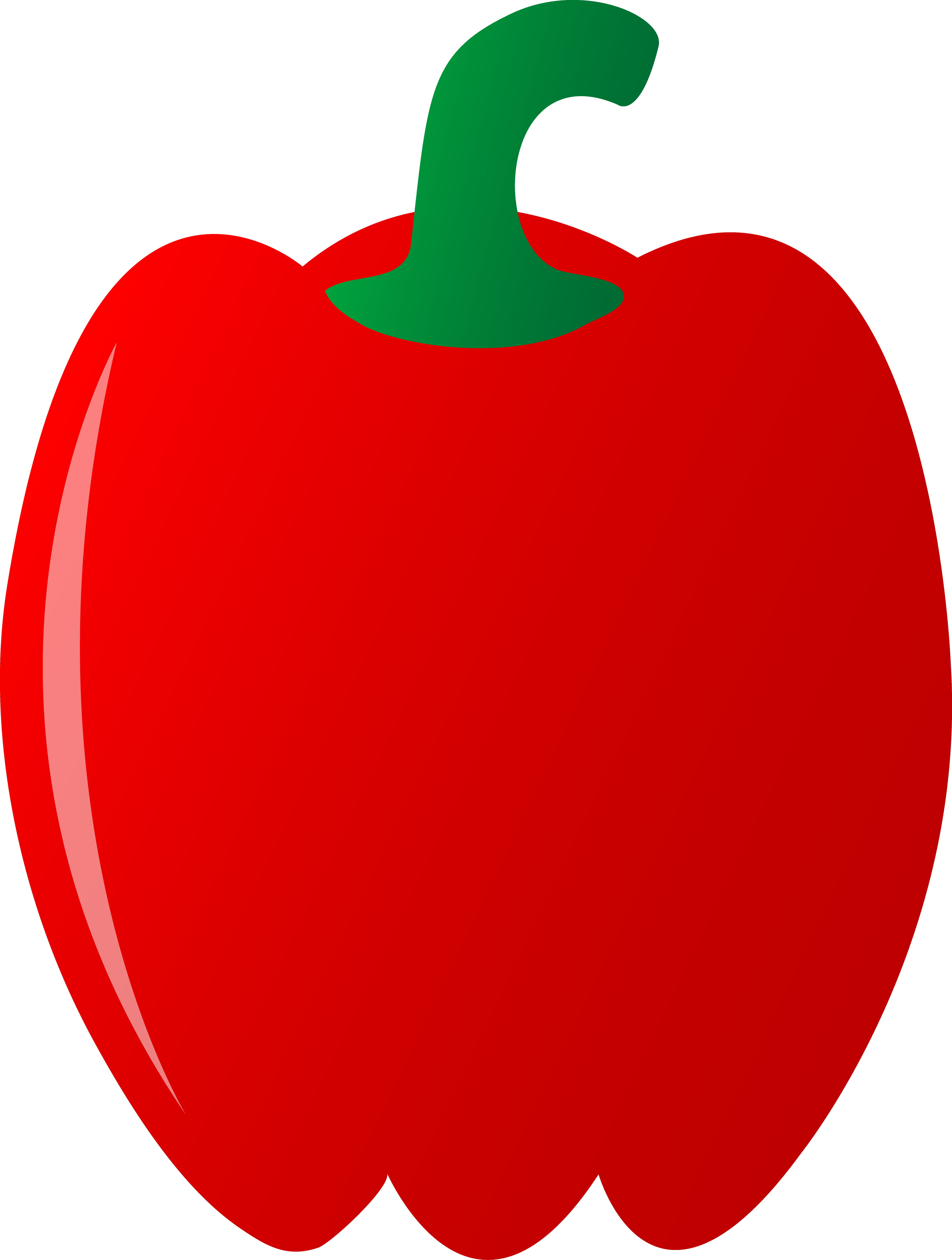 3694x4889 Clip Art Clip Art Pepper