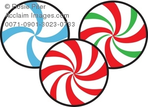300x218 Clip Art Illustration Of Various Mints