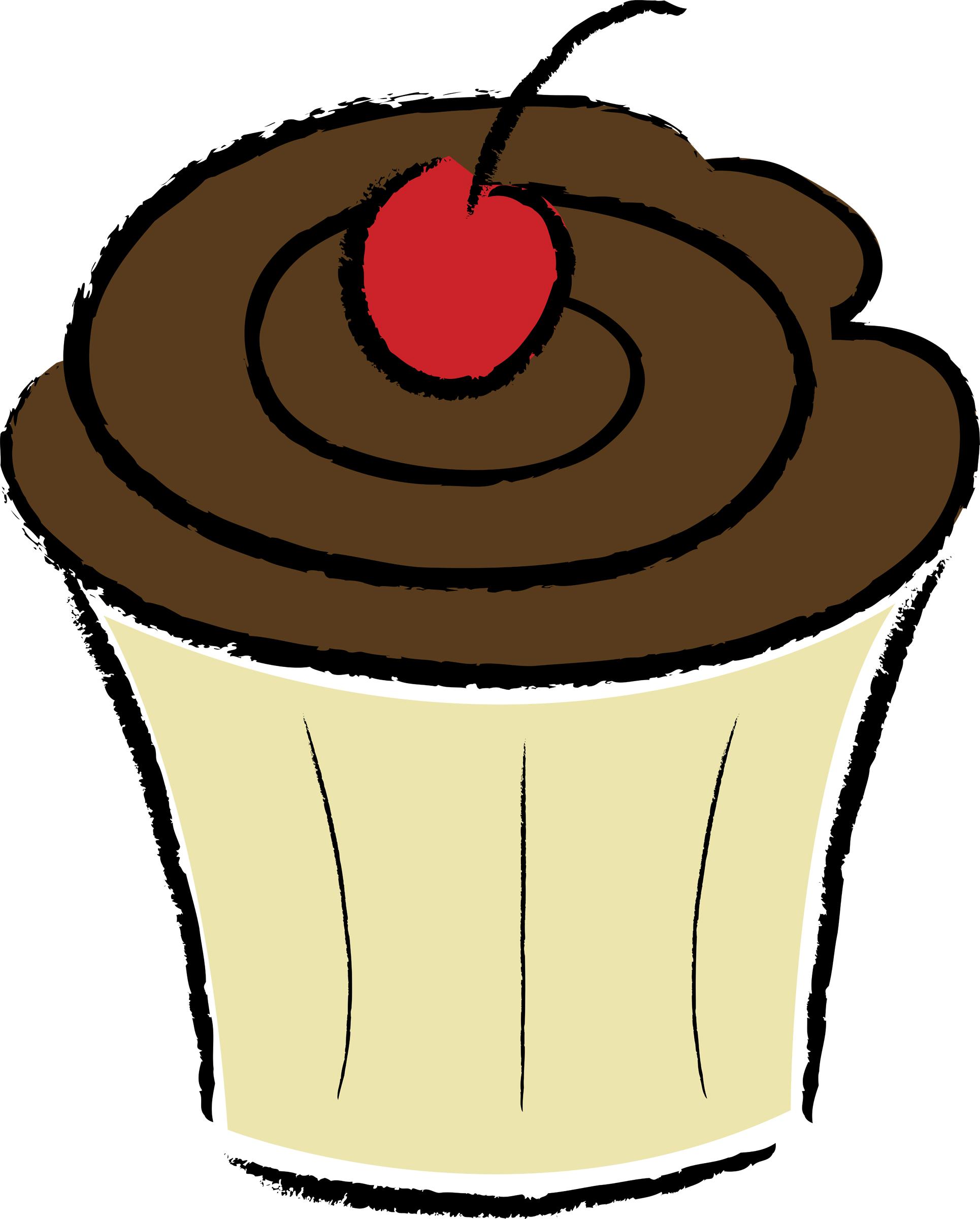 1930x2400 Spring Cupcake Clip Art Cupcake Clip Art Spring