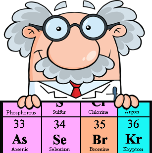 307x309 28+ Collection Of Periodic Table Clipart High Quality, Free