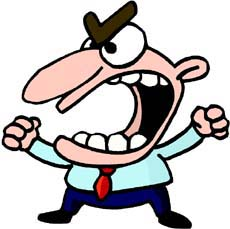 230x229 Free To Use And Share Angry Man Clipart Clipartmonk