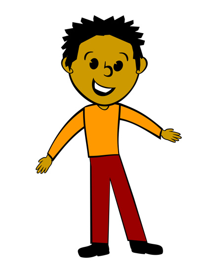 439x560 Person Clipart Young Man Clipart Science Clipart