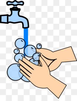 260x340 Hand Washing Hand Sanitizer Clip Art