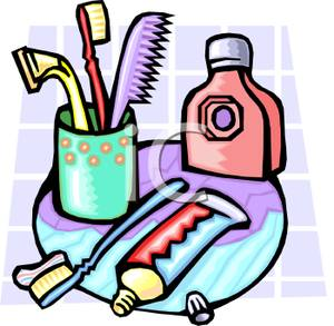 300x293 Clip Art Hygiene Items Clipart