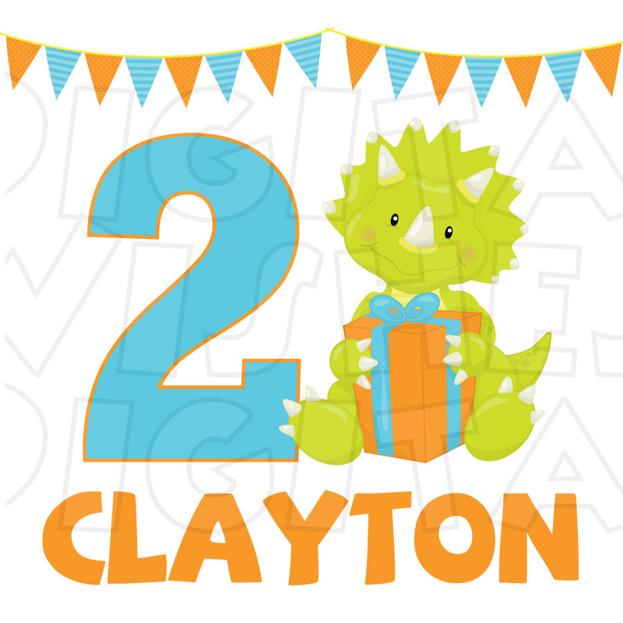 900x900 Dinosaur Birthday Personalized Choose Your Dino Custom Any Name