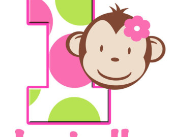 340x270 Personalized Custom Mod Monkey Clipart Panda