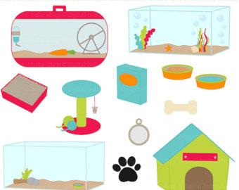 340x270 Dog Clipart, Pet Clip Art, Dog House Clipart, Fire Hydrant Clipart